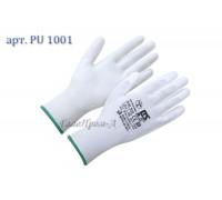 Нейлоновые бесшовные перчатки с полиуретановым покрытием 13 класс